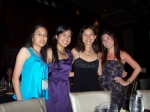 Michelle Lee, Katarina Mayers, Julie Shaw, and Esther Lee