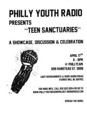 Teen Sanctuaries