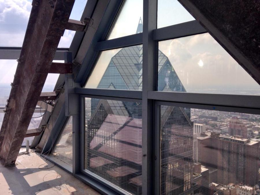philly observation deck